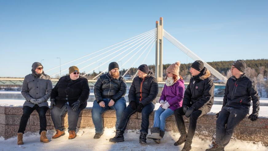 Mtech on tehnyt ohjelmistokehitystä Rovaniemellä jo kaksi vuotta