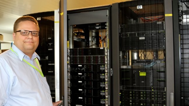 Mtech tarjoaa kattavat hostingpalvelut