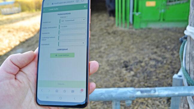 NasevaHealthApp on kätevä mobiilisovellus