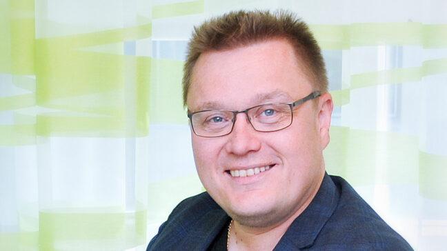toimitusjohtaja Christian Jurvanen