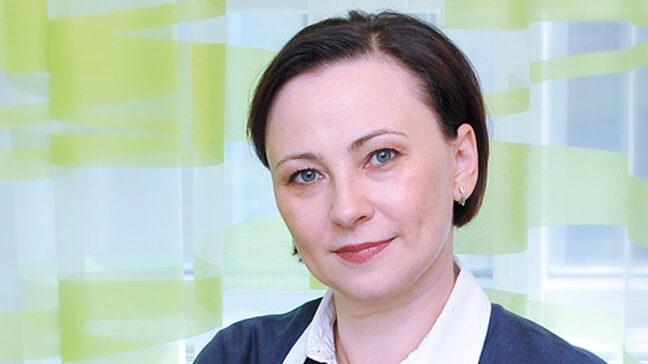 Asiakkuusvastaava Olga Smirnova