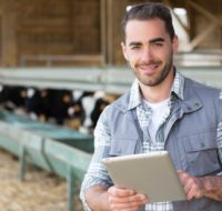 Mobile Applications in Dairy Business